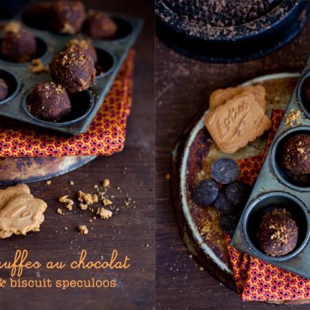 Les truffes au chocolat, un avant goût des fêtes !