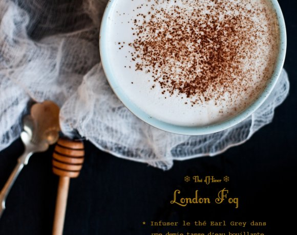 Thé d'Hiver // London Fog – Earl Grey Latté