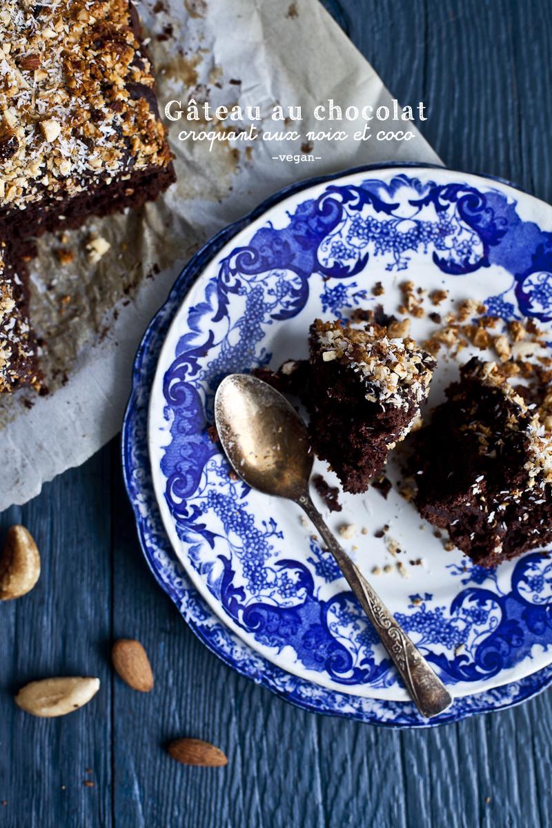 Gateau au chocolat vegan_1©Emiliemurmure