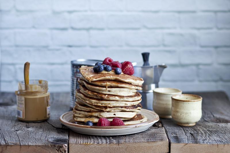 Pancake moelleux au beurre d'erable_Emiliemurmure