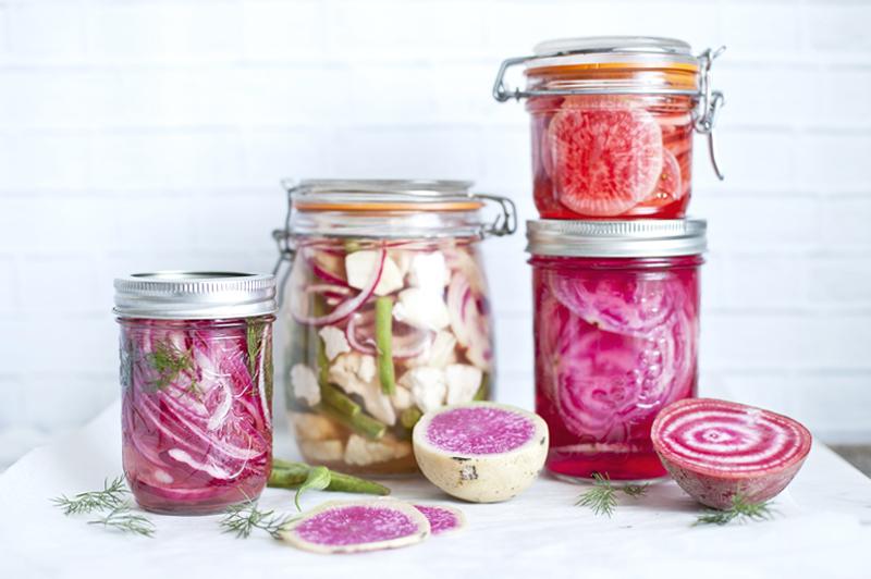 Pickles colors II _Emiliemurmure