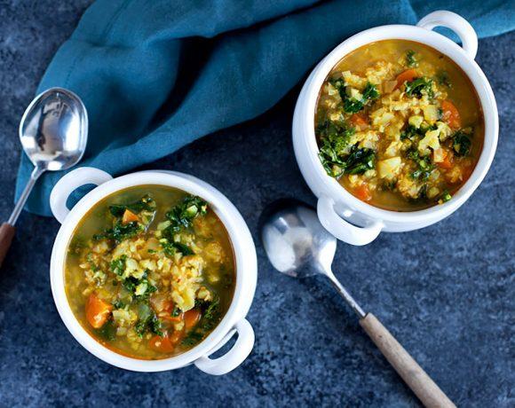 Spécial « Soupes d'Hiver » : mes 5 recettes préférées